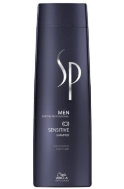 SP MEN SENSITIVE CHAMPU 250ml cabello sensible & irritado