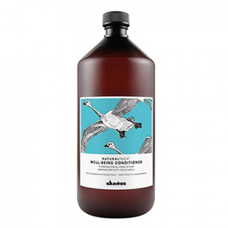 DAVINES NATURAL TECH WELL BEING ACONDICIONADOR 1000ml / todo tipo cabello