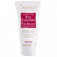 GUINOT MASQUE SOIN PUR EQUILIBRE MASCARILLA 50ml tratamiento exfoliante / absorbente / purificante