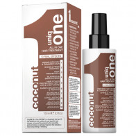 UNIQ ONE COCONUT ALL IN ONE HAIR TRATAMIENTO 150ml mascarilla sin aclarado (olor a coco)