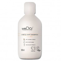 WEDO LIGHT & SOFT CHAMPÚ 100 ml - Cabello fino