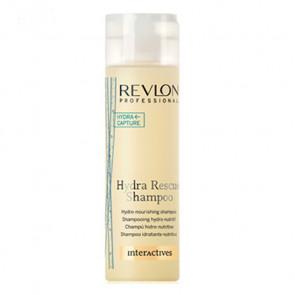 REVLON HYDRA RESCUE CHAMPÚ 250ml cabello seco y deteriodado