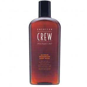 AMERICAN CREW 24 HOUR DEODORANT CHAMPU 450ml / limpieza de cuerpo / desodorizante 24horas