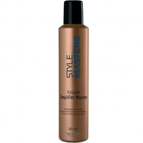 STYLE MASTERS VOLUME AMPLIFIER MOUSSE 300ml / fijación media y volumen para el cabello