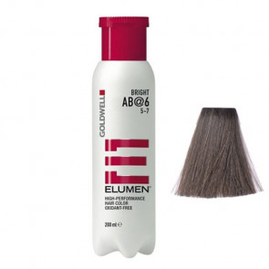 ELUMEN BRIGHT AB@6 200ml Color cabello brillante