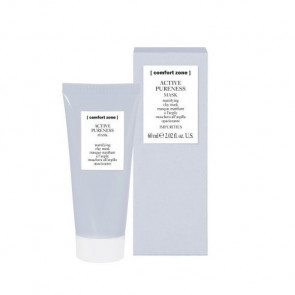 COMFORT ZONE ACTIVE PURENESS MASK 60 ml Mascarilla de arcilla