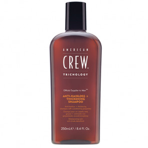 AMERICAN CREW ANTI-HAIR LOSS + THICKENING CHAMPU 250ml / caida del cabello