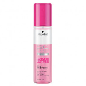 SCHWARZKOPF BC COLOR FREEZE SPRAY 200ml acondicionador / cabello coloreado