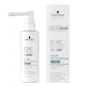 SCHWARZKOPF BC HAIR ACTIVATOR TONICO 100ml fortificante / cabello debil