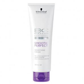 SCHWARZKOPF BC SMOOTH PERFECT CREMA 125ml suavizante / proteccion termica