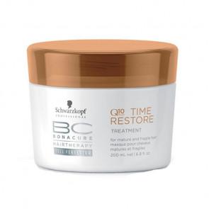 SCHWARZKOPF BC TIME RESTORE MASCARILLA 200ml cabello seco / frágil / maduro