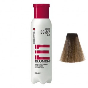 ELUMEN LIGHT BG@7 200ml Color dorado