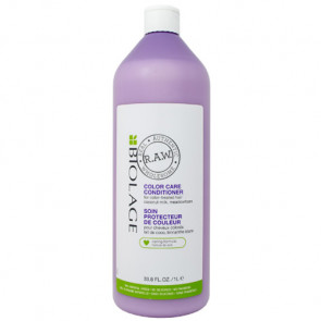 BIOLAGE RAW COLOR CARE ACONDICIONADOR 1000 ml Cabello coloreado