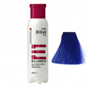 ELUMEN PURE Bl@all  200ml Color azul intenso