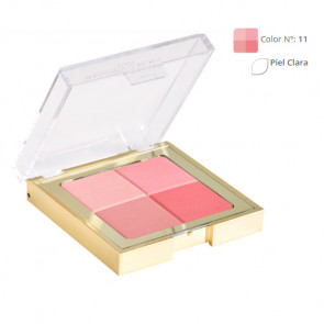 MASTERS COLORS BLUSH ALL SEASONS Color N° 11 15gr - Colorete