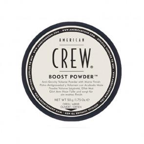 AMERICAN CREW BOOST POWDER POLVO 10grs / anti-gravedad y mate