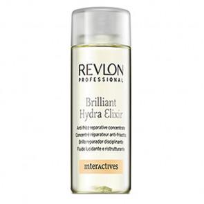 REVLON BRILLIANT HYDRA ELIXIR 125ml repara las puntas abiertas y el cabello seco