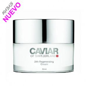 CAVIAR OF SWITZERLAND Crema Regeneradora 24h - 50ml / Piel envejecida