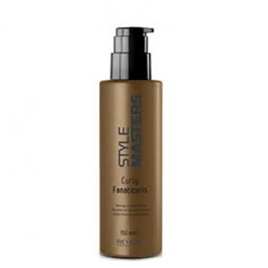 STYLE MASTERS CURLY FANATICURLS GEL 150ml / fijación fuerte / cabello rizado
