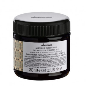 DAVINES ALCHEMIC CHOCOLATE ACONDICIONADOR 250ml color marron / negro