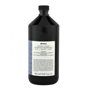 DAVINES ALCHEMIC SILVER CHAMPÚ 1000 ml cabello blanco / plata