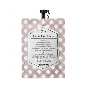DAVINES THE LET IT GO CIRCLE 50ml / Mascarilla capilar relajante