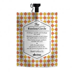 DAVINES THE RESTLESS CIRCLE 50ml / Mascarilla invisible cabellos estresados