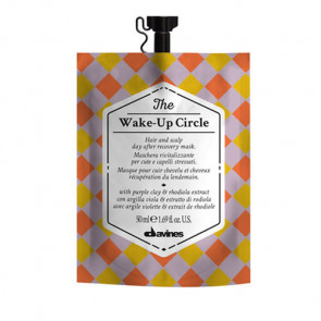 DAVINES THE WAKE-UP CIRCLE 50ml / Mascarilla capilar revitalizante