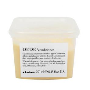 DAVINES ESSENTIAL HAIRCARE DEDE ACONDICIONADOR 250ml cabello suave / ligero (uso diario)