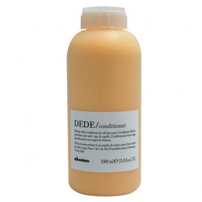 DAVINES ESSENTIAL HAIRCARE DEDE ACONDICIONADOR 1000ml cabello suave / ligero (uso diario)