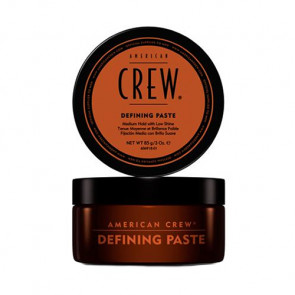 AMERICAN CREW DEFINING PASTE 85gr / fibra de fijación media sin brillo