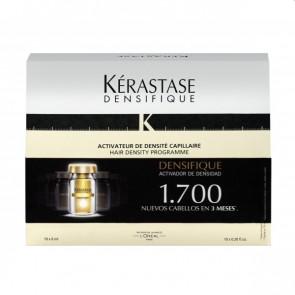 KÉRASTASE DENSIFIQUE DENSIFIQUE 10 X 6ml / ampollas / cabello con perdida de densidad