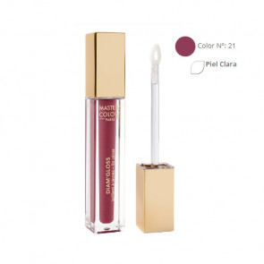 MASTERS COLORS DIAM'GLOSS Color Nº 21 4,5ml - Brillo labios