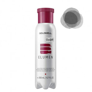 ELUMEN GY@6 200ml Medium Grey. Color gris oscuro