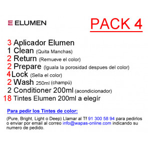 ELUMEN PACK 4