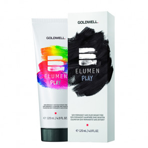 ELUMEN PLAY BLACK 120ml jet black