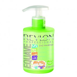 REVLON EQUAVE KIDS 2 IN 1 CHAMPU 300ml lava y nutre suavemente