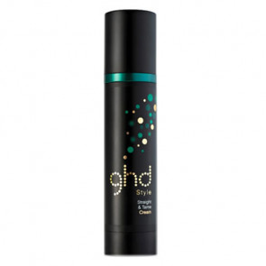 ghd STRAIGHT & TAME CREAM 120ml calma y suaviza el cabello rebelde
