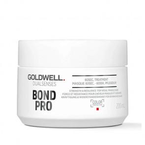 GOLDWELL DUALSENSES BOND PRO 60sec TREATMENT 200 ml - cabello frágil y débil