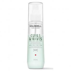 GOLDWELL DUALSENSES CURLS & WAVES INTENSIVE HYDRATING SERUM 150 ml - cabello rizado y ondulado