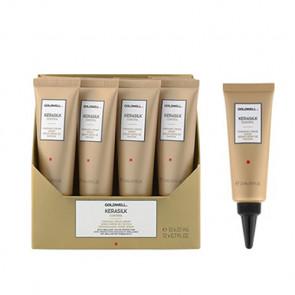 GOLDWELL KERASILK CONTROL FINISHING CREAM SERUM 12X22ml / serum sellador para tratamiento de keratina