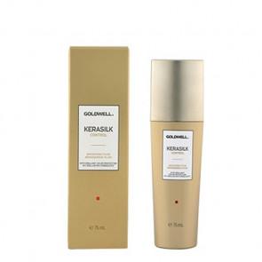 GOLDWELL KERASILK CONTROL SMOOTHING FLUID 75ml / fluido alisador para el cabello
