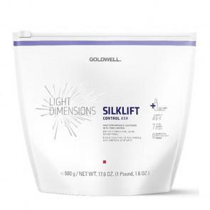 GOLDWELL LIGHT DIMENSIONS SILKLIFT CONTROL ASH 500 gr decoloración cabello