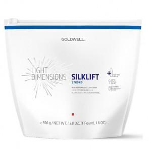 GOLDWELL LIGHT DIMENSIONS SILKLIFT STRONG 500 gr decoloración cabello