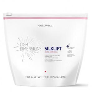 GOLDWELL LIGHT DIMENSIONS SILKLIFT ZERO AMMONIA 500 gr decoloración cabello