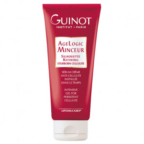 GUINOT AGE LOGIC MINCEUR CREMA 200ml combate celulitis persistente