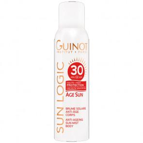 GUINOT BRUME SOLAIRE ANTI-AGE SPF 30 150ml Protección solar alta - cuerpo