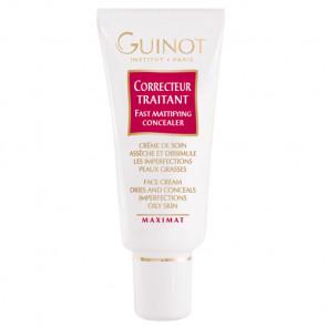GUINOT CORRECTEUR TRAITANT CREMA 15ml SOS / seca y disimula las imperfecciones locales