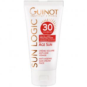 GUINOT CRÈME SOLAIRE ANTI-AGE SPF 30 50ml Protección solar alta - rostro