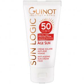 GUINOT CRÈME SOLAIRE ANTI-AGE SPF 50 50ml Protección solar muy alta - rostro